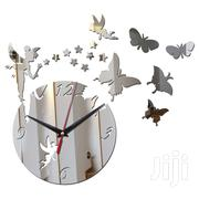 Wall Stickers Home And Office Decoration 3d Acrylic Mirror Wall Clock | Home Accessories for sale in Greater Accra, Ledzokuku-Krowor