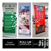 Pull-up Print Services | Printing Equipment for sale in Greater Accra, Accra new Town