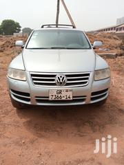 Volkswagen Touareg 2004 V6 Silver | Cars for sale in Greater Accra, Abelemkpe