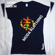 T Shirt With African Print Design | Clothing for sale in Greater Accra, Osu
