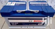 17 Plates 80ah Bosch Battery - Benz   Vehicle Parts & Accessories for sale in Greater Accra, Roman Ridge