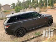 Land Rover Range Rover Sport 2016 Black | Cars for sale in Central Region, Awutu-Senya