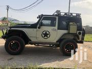 Jeep Wrangler 2014 Green | Cars for sale in Greater Accra, South Shiashie