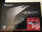 Gigabyte AORUS Radeon RX 580 8GB Graphic Card | Computer Hardware for sale in Greater Accra, South Kaneshie