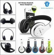 P47 Wireless Bluetooth Stereo Headphone | Headphones for sale in Greater Accra, Achimota