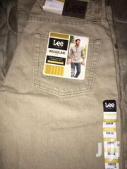 Lee Regular Fit Jeans | Clothing for sale in Greater Accra, Dansoman