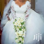 Beautiful Long Sleeve Ball Gown | Wedding Wear for sale in Greater Accra, Korle Gonno
