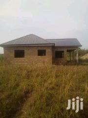 Three Bedroom Uncompleted Self Contained House For Sale Near Nsawam | Houses & Apartments For Sale for sale in Eastern Region, Akuapim South Municipal