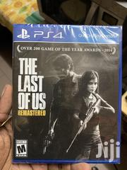 Last Of Us Remastered (Sealed) | Video Games for sale in Greater Accra, East Legon (Okponglo)
