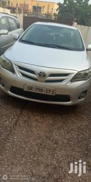 Toyota Corolla 2011 Silver | Cars for sale in Greater Accra, Ga East Municipal