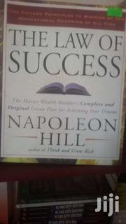 The Law Of Success By Napoleon Hill | Automotive Services for sale in Greater Accra, Alajo