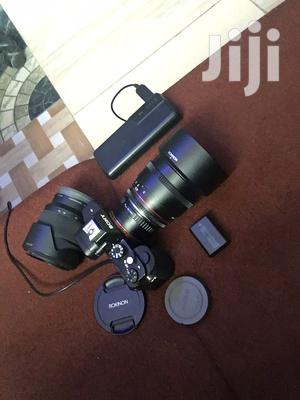 Sony A7 With 2 Lenses 2 Batteries 1 AC Battery