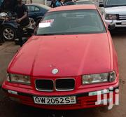 BMW 318i 1992 Red   Cars for sale in Greater Accra, Kwashieman