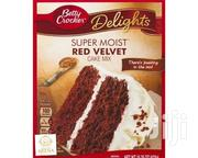 Red Velvert Cake Mix | Meals & Drinks for sale in Greater Accra, Achimota