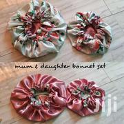 Mum And Daughter Bonnet Set | Clothing Accessories for sale in Northern Region, Tamale Municipal