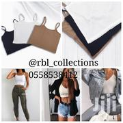 Cropped Tank Tops | Clothing for sale in Greater Accra, Kwashieman