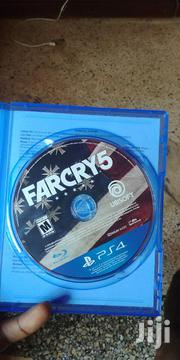 Far Cry 5 PS4 Game CD | Video Games for sale in Greater Accra, Teshie-Nungua Estates