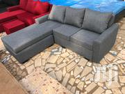 Quality Gray Goose Colored L-shaped 💞😍💋💋 | Furniture for sale in Greater Accra, Roman Ridge