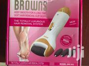 Original Browns Callus Remover Rechargeable Home Pedicure Machine | Tools & Accessories for sale in Greater Accra, Ga West Municipal