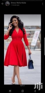 Red Dress Classy | Clothing for sale in Central Region, Awutu-Senya