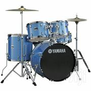 5 Pieces Yamaha Drums - Blue | Musical Instruments & Gear for sale in Greater Accra, Accra Metropolitan