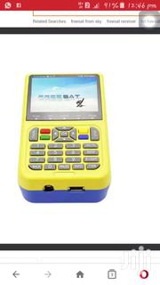 V8 Professional Satellite Finder With Battery Power Display | TV & DVD Equipment for sale in Eastern Region, Birim South