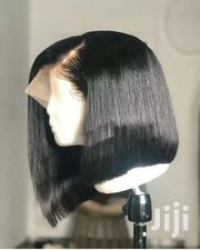 360 Full Lace Blunt Cut Wig Cap | Hair Beauty for sale in Greater Accra, Accra Metropolitan