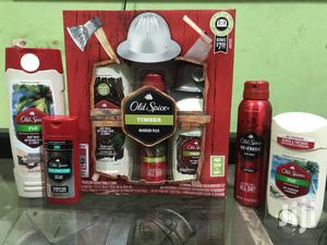Old Spice Timber Warrior Pack