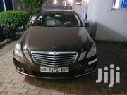Mercedes-Benz E350 2010 Brown | Cars for sale in Greater Accra, Accra Metropolitan