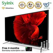 "Brand New Syinix 55"" Uhd 4K Smart Android T2 Led Tv (Free Delivery ) 