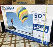 "Original Nasco 50"" Uhd Smart 4K Digital Satellite LED 