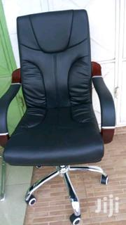 Leather Office Swivel Chair | Furniture for sale in Greater Accra, North Kaneshie