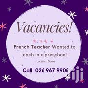 Vacancy For French Teacher | Accounting & Finance Jobs for sale in Greater Accra, Achimota