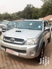 Toyota Hilux 2010 2.7 VVT-i 4X4 SRX Silver | Cars for sale in Greater Accra, Accra Metropolitan