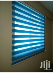 Cutie Sea Blue Zebra Curtains Blinds | Home Accessories for sale in Greater Accra, Adabraka
