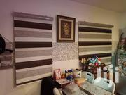 Cute Brown Design Window Curtains Blinds For Homes And Offices | Windows for sale in Central Region, Effutu Municipal
