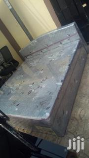 Promotion Of Queen Size Bed | Furniture for sale in Greater Accra, North Kaneshie