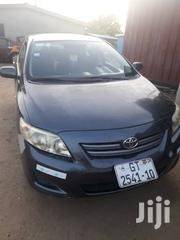 Toyota Corolla 2010 Gray | Cars for sale in Greater Accra, Ga West Municipal