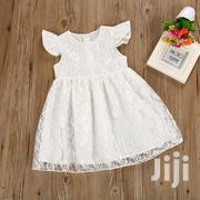 White Straight Dress | Children's Clothing for sale in Greater Accra, East Legon (Okponglo)