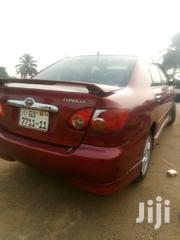Toyota Corolla 1.4 D-4D Automatic 2007 Red | Cars for sale in Eastern Region, Atiwa