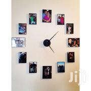 Photo Frames Wall Clock | Home Accessories for sale in Greater Accra, Ga East Municipal