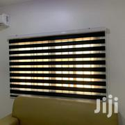 Bossman Black Zebra Curtains Blinds   Home Accessories for sale in Greater Accra, Accra new Town