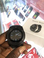 V8 Smart Watch With SIM Card And Camera | Smart Watches & Trackers for sale in Greater Accra, Adabraka