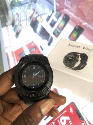 V8 Smart Watch With SIM Card And Camera