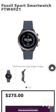 Fossil Sport Smartwatch FTW4021 | Smart Watches & Trackers for sale in Greater Accra, East Legon
