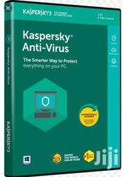 KASPERSKY ANTI VIRUS 3 USER'S   Computer Software for sale in Greater Accra, Asylum Down