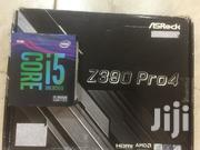 Asrock Z390 9th Generation Motherboard And I5 9600k Processor   Computer Hardware for sale in Greater Accra, Dansoman
