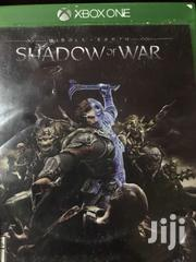 Xbox One Game CD (Shadow Of War) | Video Game Consoles for sale in Greater Accra, Adenta Municipal
