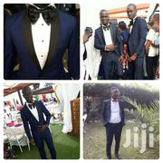 Tuxedo Blue Black Suit | Clothing for sale in Central Region, Abura/Asebu/Kwamankese