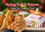 Order For Fresh Or Fried Spring Rolls And Samosa | Party, Catering & Event Services for sale in Greater Accra, Osu